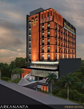 Hotel rawamangun 08 view 1